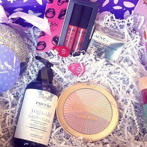 NEW Beauty Skin Care Box